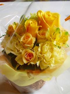 お花のアレンジ