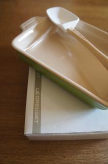 ルクのグラタン皿