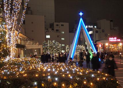 新宿サザンテラス7