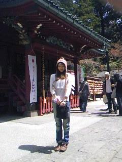 桂ちゃん箱根神社2