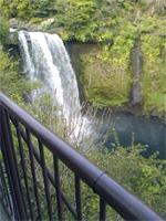 桂ちゃん音止の滝