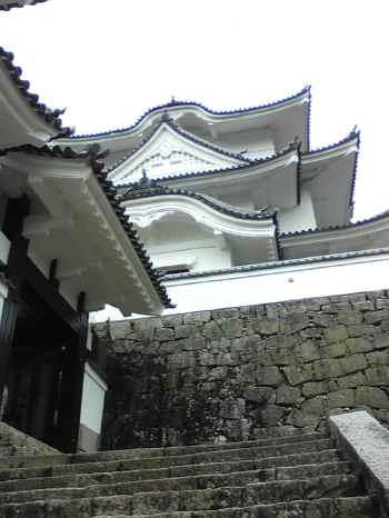 伊賀上野城11