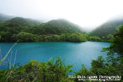 雨川ダム湖