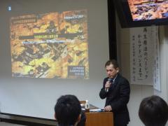 平成24年度 JACP中部支部教育研修会 講演風景01