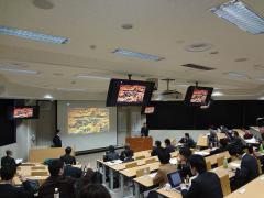 平成24年度 JACP中部支部教育研修会 講演風景02