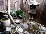 楽膳柿沼さん坪庭