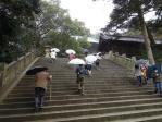 本宮への参道
