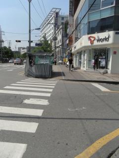 宣陵(ソンルン)駅 8番出口
