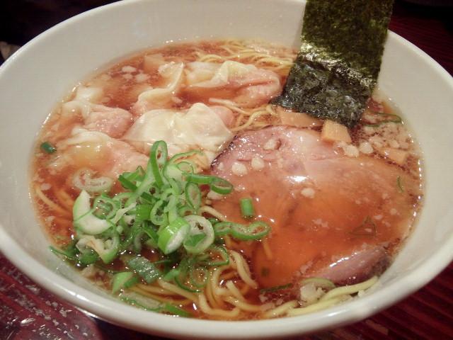 20140915浜松町尾道らーめん 柿岡や1