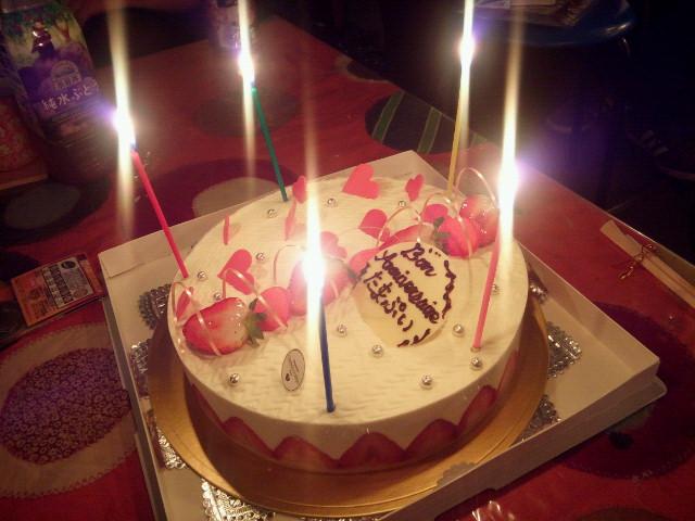 20141018モンハン集会birthday2