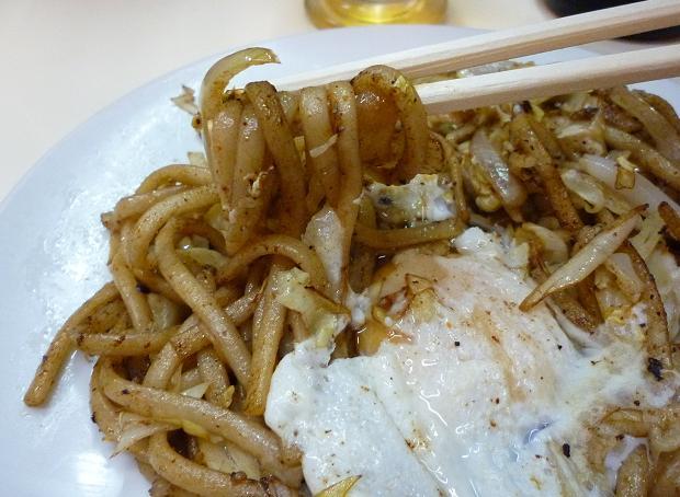 『だるま堂』 天まど(麺リフト)