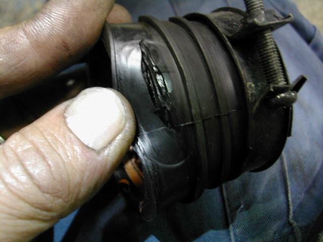 エンジン不調修理原因015
