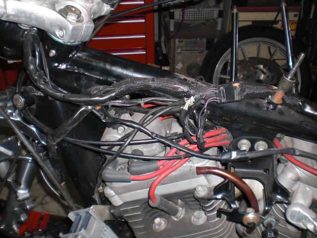 EDステアリング周り修理 (2)