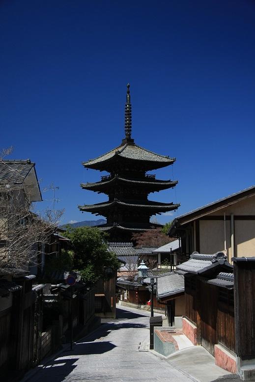 八坂の塔、2