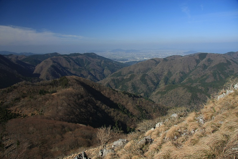 霊仙山登山、6
