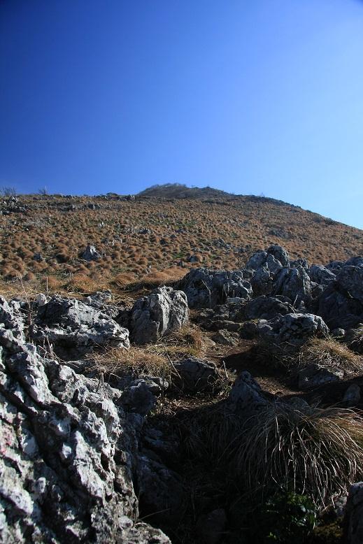 霊仙山登山、7