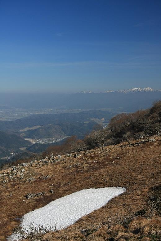 霊仙山登山、9
