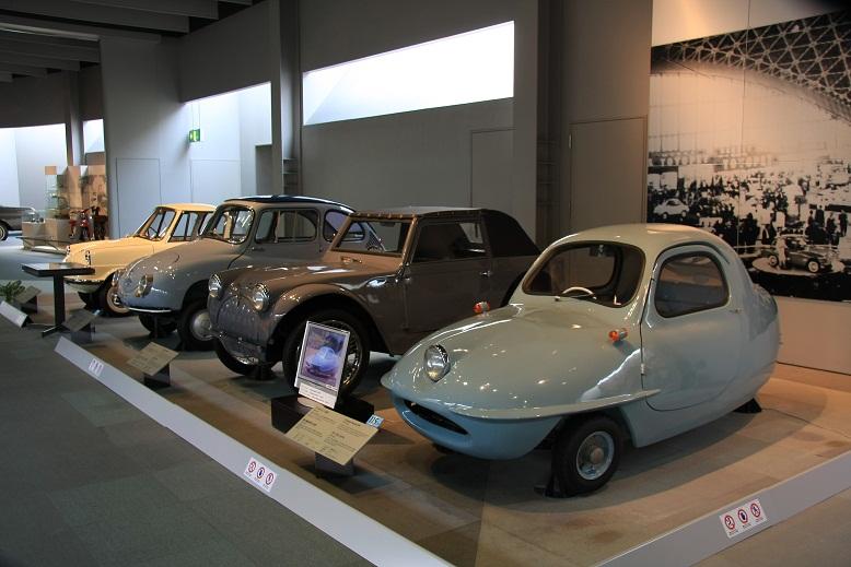 トヨタ博物館、5