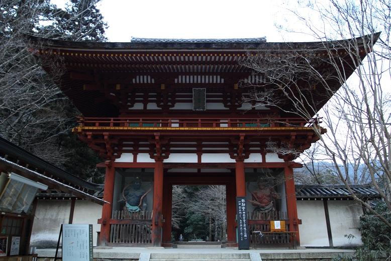 室生寺、1