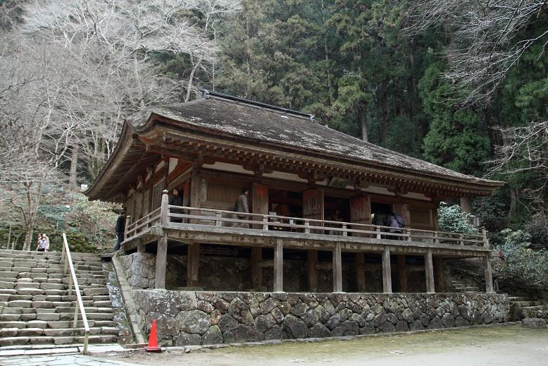 室生寺、2