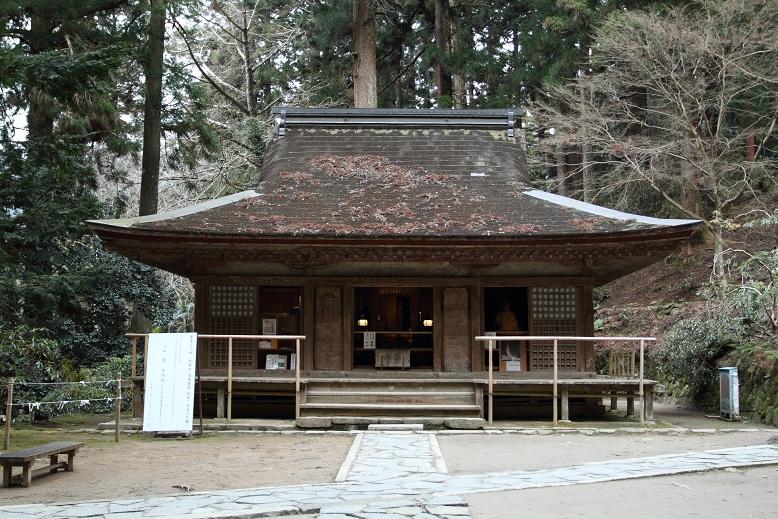 室生寺、3