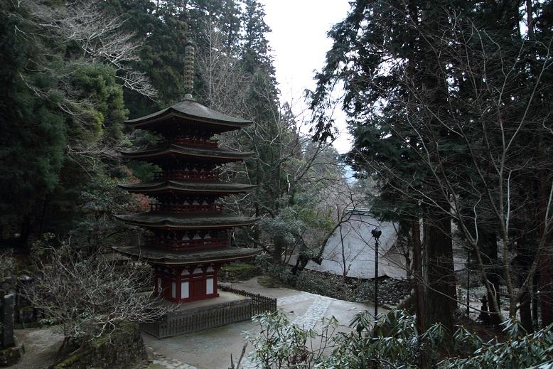 室生寺、11