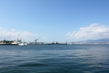 函館西埠頭