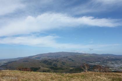道南最高峰横津岳1
