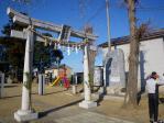 印西七福神(八福神?)の厳島神社