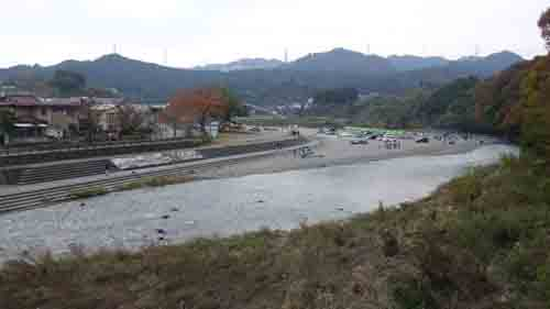 秋川渓谷1