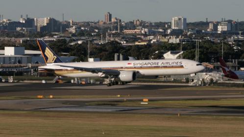 SINGAPOLE B777-300ER