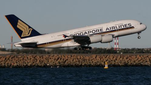 SINGAPOLE A380-800