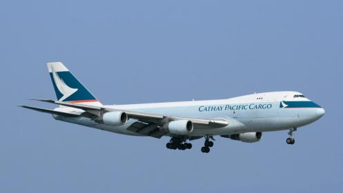 CATHAYPACIFICCARGO B747-400F