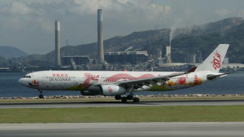 DORAGON(龍) A330-300