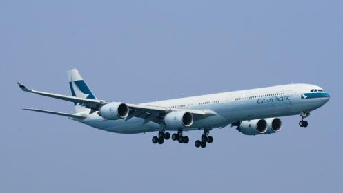 CATHAYPACIFIC A340-600