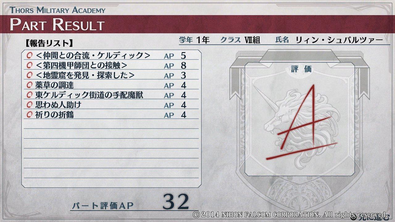 英雄伝説 閃の軌跡Ⅱ_19