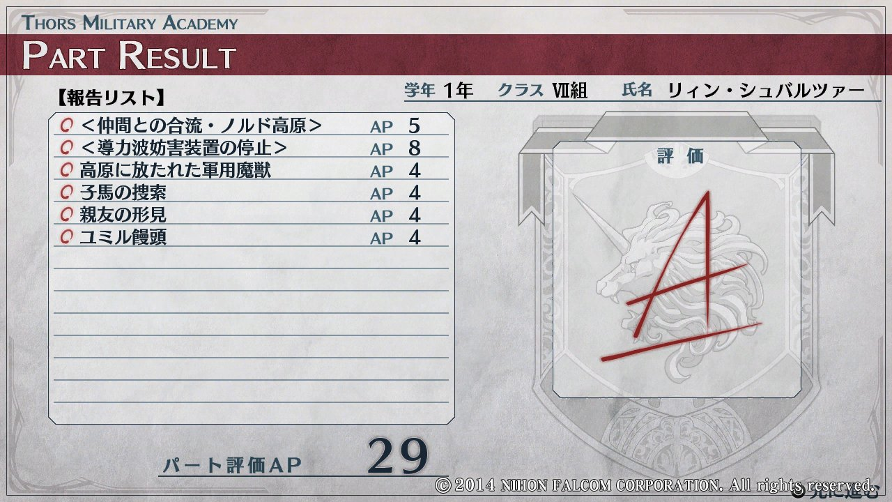 英雄伝説 閃の軌跡Ⅱ_39