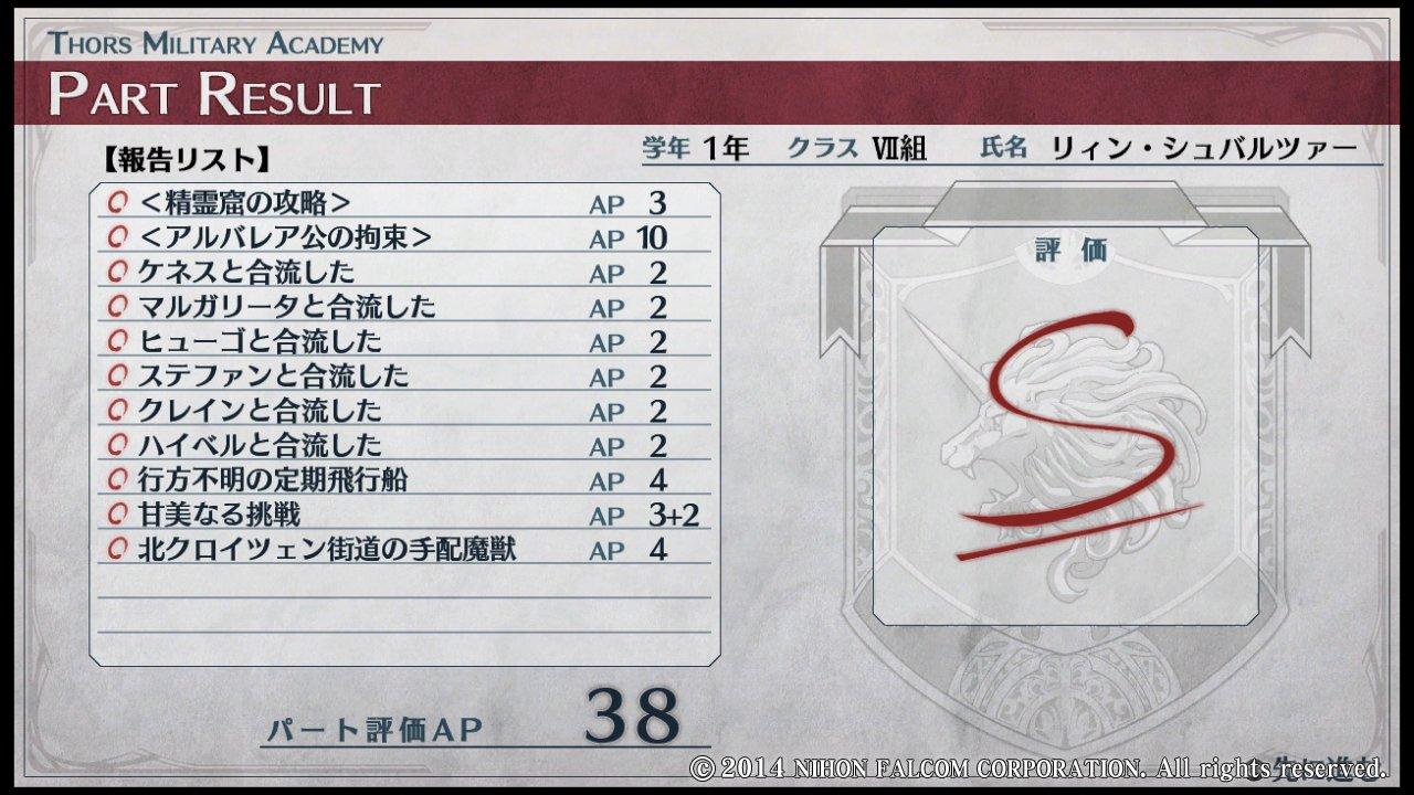 英雄伝説 閃の軌跡Ⅱ_75