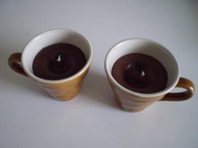 チョコキャンドル