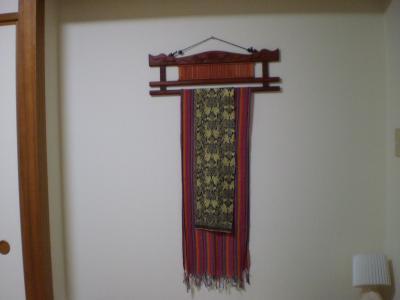 アジア風タペストリー