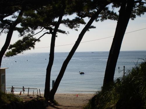 一色海岸①