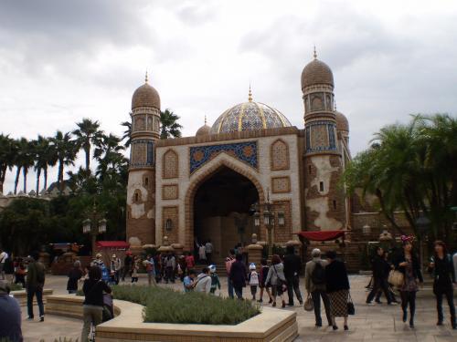 モスク広場