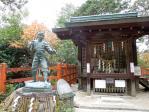 宮元武蔵像