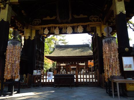 豊国神社 唐門1