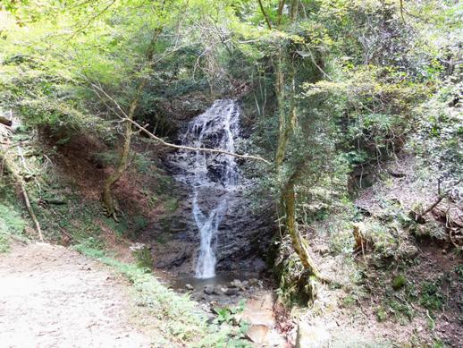 音無の滝1