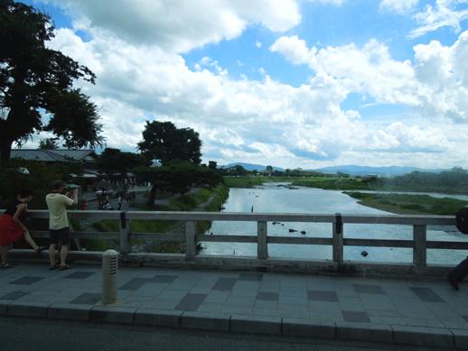 桂川(車窓)