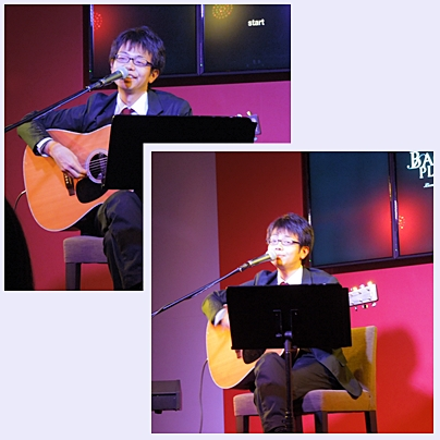 平井敬人 live1