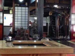三澤屋囲炉裏