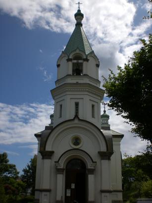 ハリストス教会2