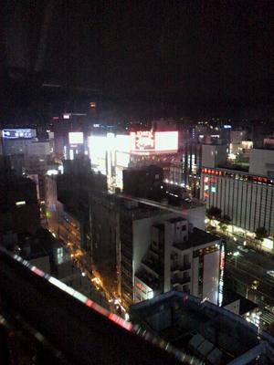 すすきの夜景3